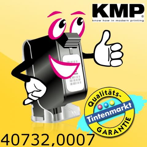 KMP Farbrolle für Canon P 1012-11, purple