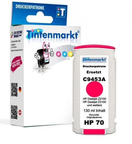 Tintenmarkt Druckerpatrone ersetzt HP C9453A,