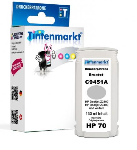 Tintenmarkt Druckerpatrone ersetzt HP C9451A,