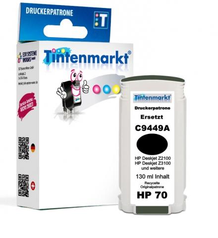 Tintenmarkt Druckerpatrone ersetzt HP C9449A,