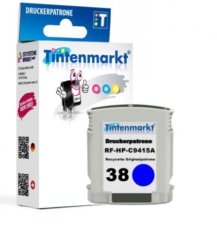 Tintenmarkt Druckerpatrone ersetzt HP C9415A,