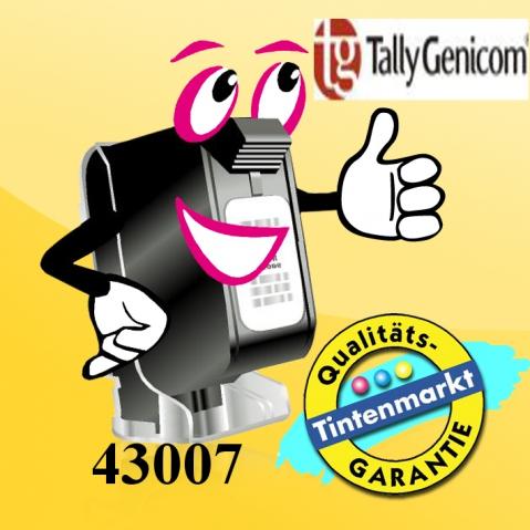 Tally Genicom Rest Toner behälter 043007