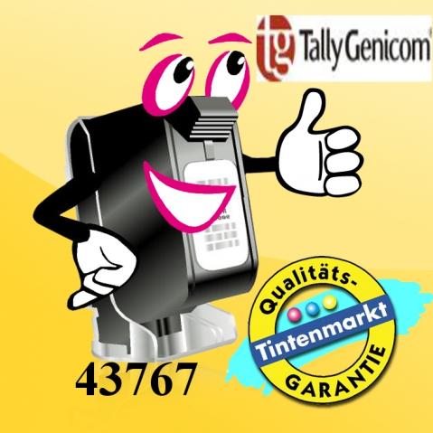 Tally Genicom 43767 original Toner für