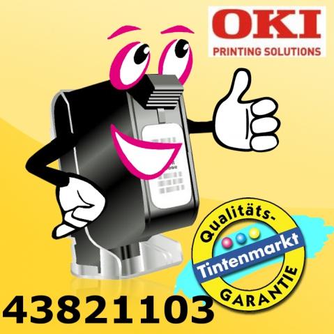 OKI Farbband 43821103 für Microline 5100,