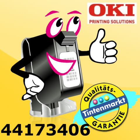 OKI Farbband 44173406 für Microline 5721 ,