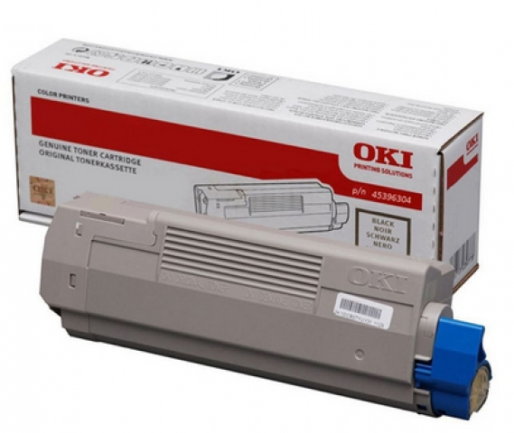 OKI 45396303 Toner, original , für ca. 6.000