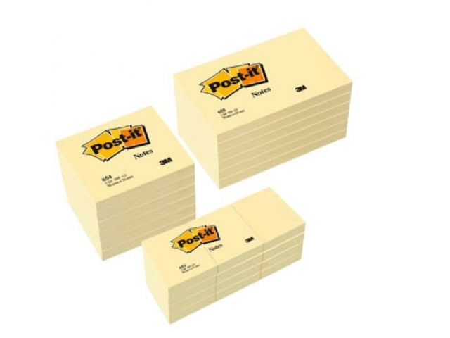 Super Sparpaket mit 6 Bl�cken 7, 6 x 7, 6 cm, 6 Bl�cken 12, 7 x 7, 6 cm und 12 Bl�cke in 3, 8 x
