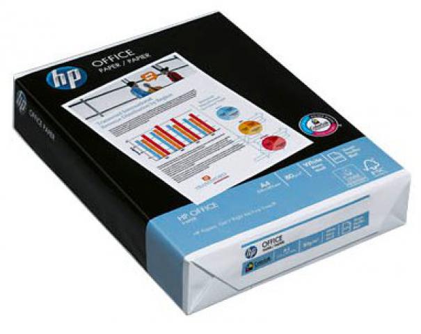 HP Druckerpapier original HP OFFICE DIN A4, 80 g