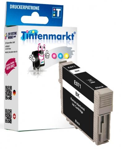 Tintenmarkt Druckerpatrone, ersetzt Epson T0711,