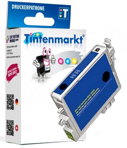 Tintenmarkt Druckerpatrone ersetzt Epson T0481,