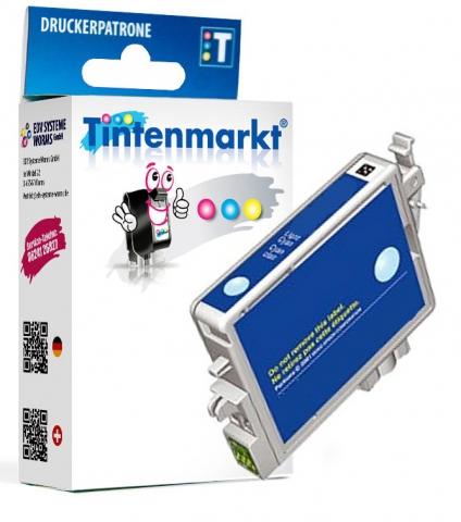 Tintenmarkt Druckerpatrone, ersetzt Epson T0482,