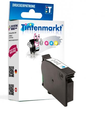 Tintenmarkt Druckerpatrone, ersetzt Epson T1282,