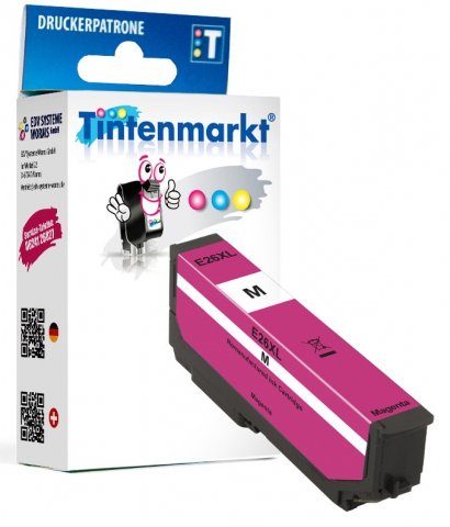 Tintenmarkt Druckerpatrone ersetzt Epson T2633