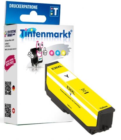 Tintenmarkt Druckerpatrone ersetzt Epson T2634