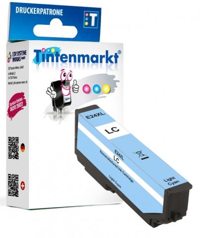 Tintenmarkt Druckerpatrone, ersetzt Epson T2435