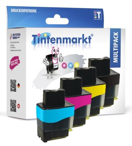 Tintenmarkt Druckerpatronen im Multipack,