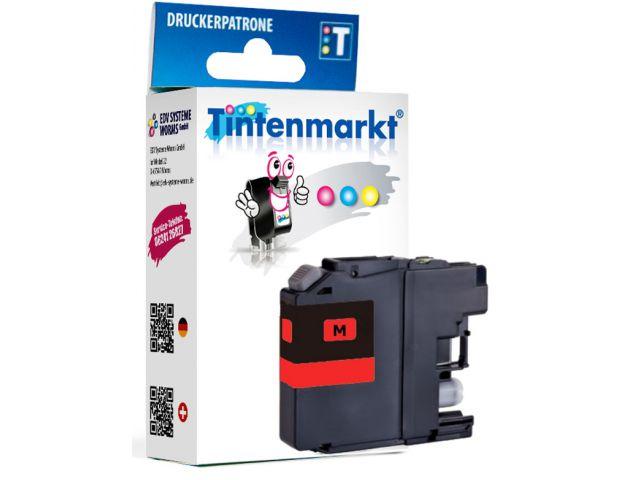 Druckerpatrone ersetzt Brother LC-223M, recycelte original Tintenpatrone mit ca. 12 ml Inhalt
