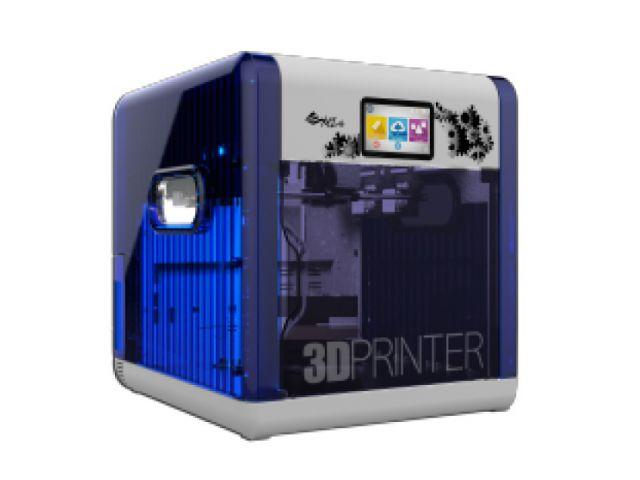 DA VINCI 1.1 PLUS 3D DRUCKER (3F11XXEU00A) Fused Filament Fabrication, duale