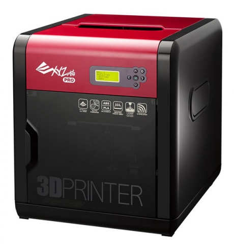 XYZprinting DA VINCI 1.0 PRO, 3 in 1 3D Drucker