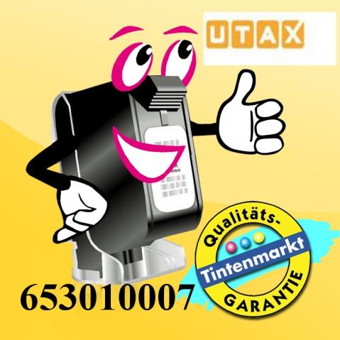 Utax 653010007 original Rest Toner behälter