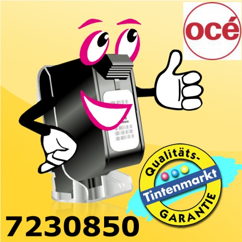 OCE 7230850 TCS400 Druckkopf cyan 35ml