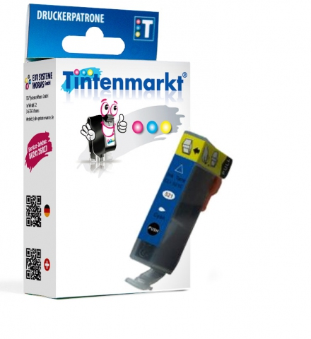 Tintenmarkt Druckerpatrone ersetzt Canon CLI-8C,