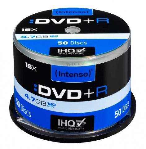 DVD+R mit 4.7GB Kapazität 16x