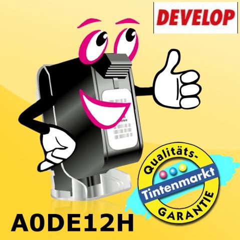 Develop A0DE12H Drumkit , Bildtrommel original