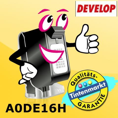 Develop A0DE16H Drumkit , Bildtrommel original