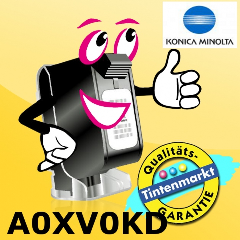 Konica Minolta A0XV0KD Entwicklereinheit passend