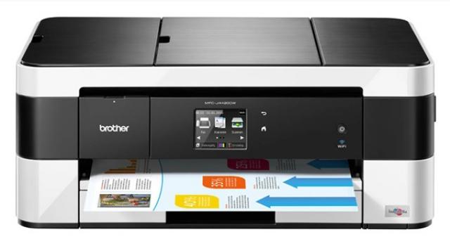 Brother MFCJ4420DW Multifunktionsgerät, Fax,
