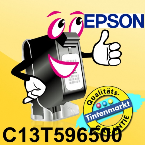 Epson C13T596500 Tintenpatrone original mit