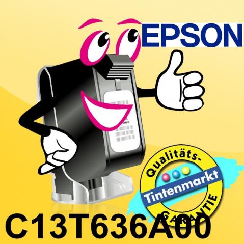 Epson C13T636A00 Tintenpatrone original mit
