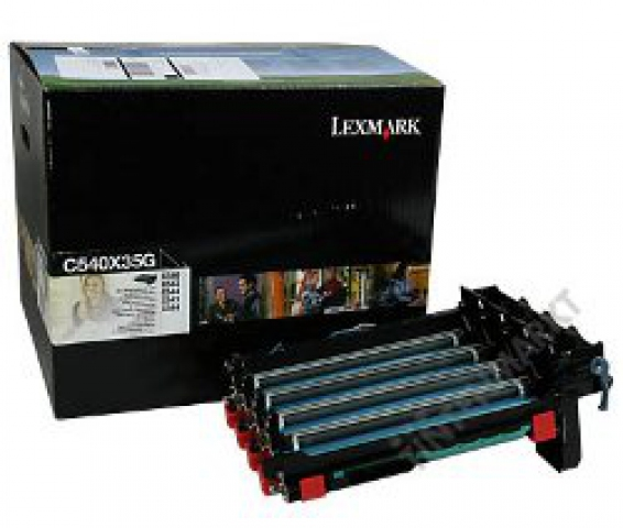 Lexmark C540X35G original Drum Kit schwarz,