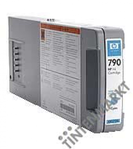 HP CB272A Tintenpatrone HP790 mit 1.000ml für
