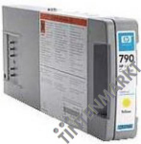HP CB274A Tintenpatrone HP790 mit 1.000ml für