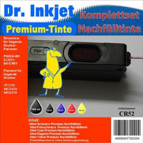 Whitelabel CR52 Dr. Inkjet Druckertinte für