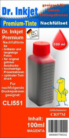 Whitelabel CR57M Dr. Inkjet Druckertinte für