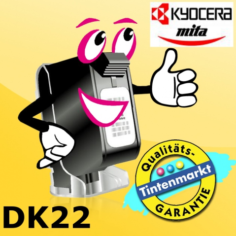 Kyocera,Mita DK22 Drum Kit , Bildtrommel für
