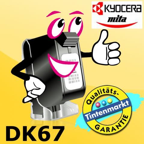 Kyocera,Mita DK67 Drum Kit , Bildtrommel