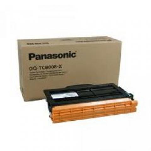 Panasonic DQ-TCB008 Toner von für ca. 8.000