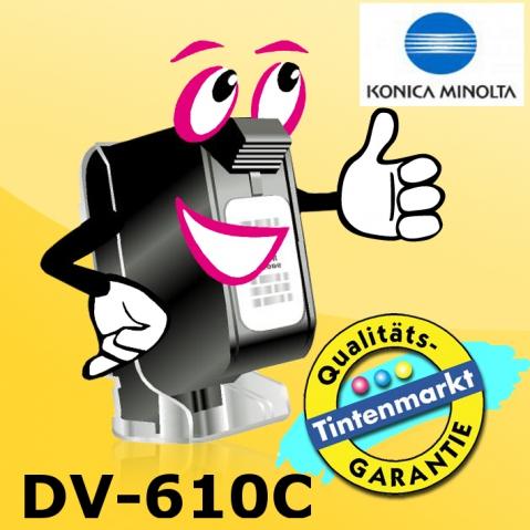 Konica Minolta DV-610C original Entwickler für