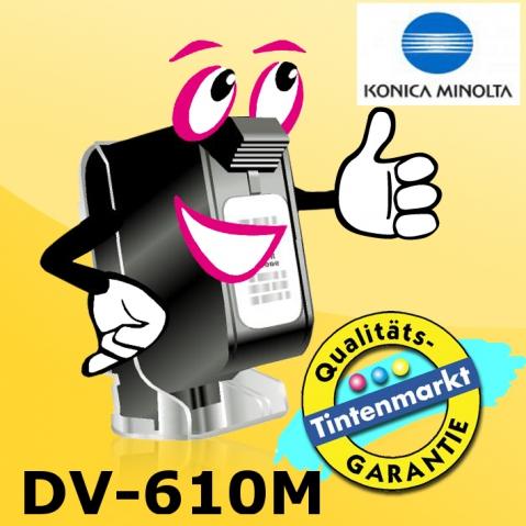 Konica Minolta DV-610M original Entwickler für