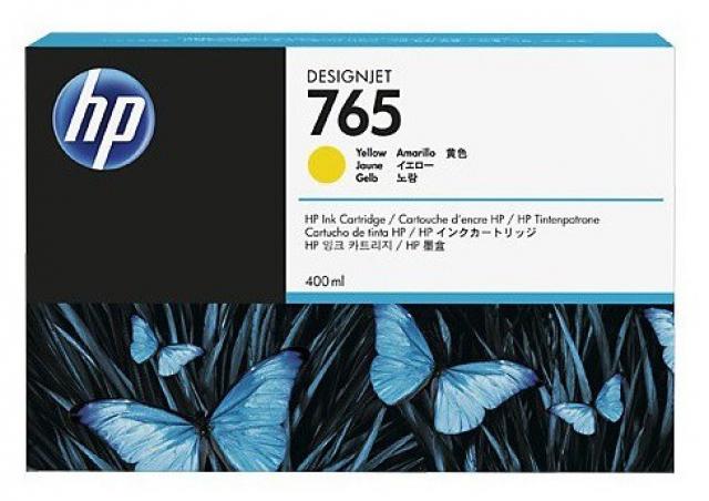 HP F9J50A original HP Tintenpatrone No. 765 mit