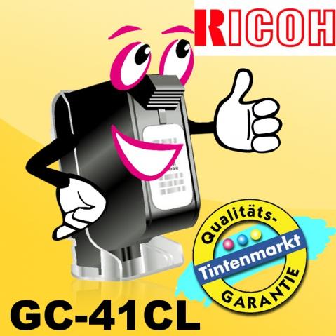 Ricoh GC-41CL original Gelkartusche ( 405766