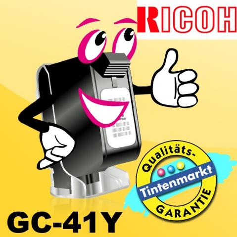 Ricoh GC-41Y original Gelkartusche ( 405764 ),