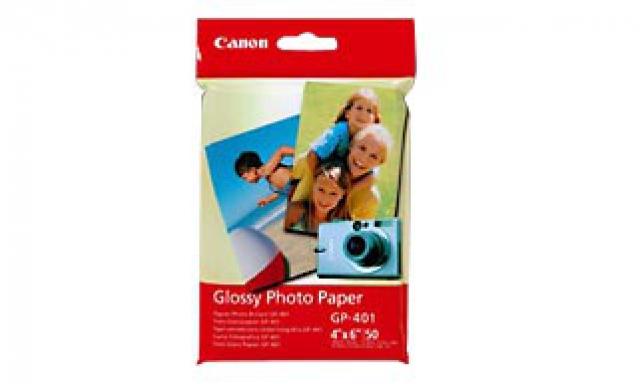 Canon Fotoglanzpapier 100 Blatt, 10 x 15 cm