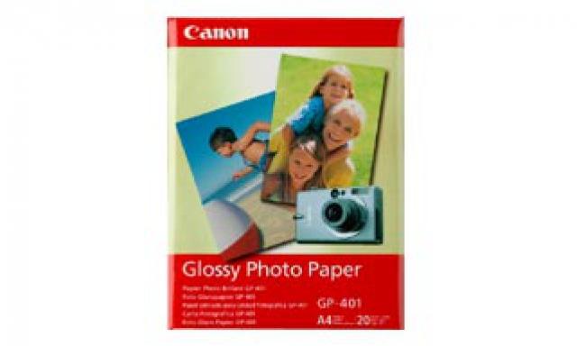 Canon Fotoglanzpapier 100 Blatt, DIN A4 210g