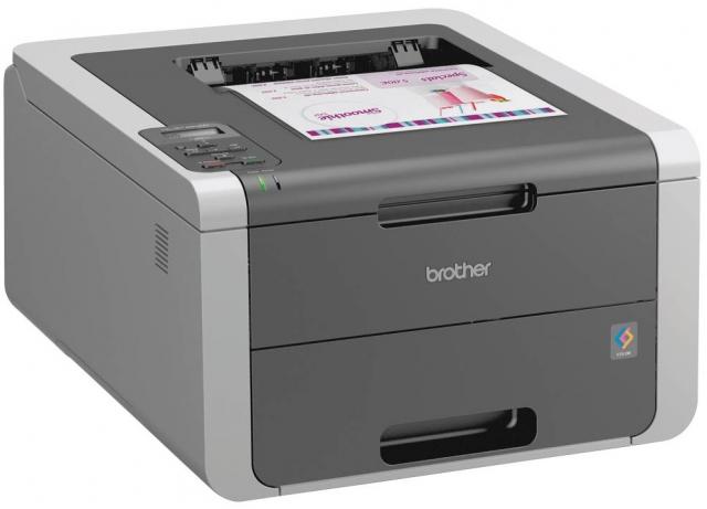 Brother HL-3142CW, kompakter Farbdrucker mit