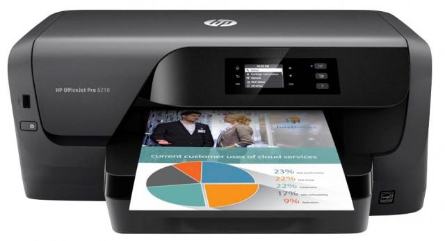 HP HP OfficeJet Pro 8210 Printer,
